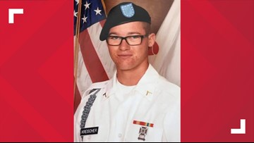 Army Airborne member killed in action, Department of Defense confirms
