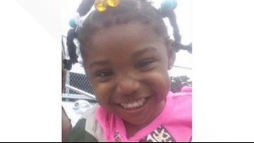 Alabama authorities expand Amber Alert for 3-year-old girl to surrounding states