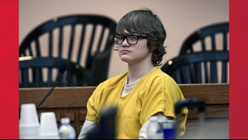 Prosecutors want life sentence for teen who killed a first-grader