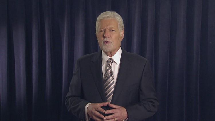 Jeopardy host Alex Tribek gives update | 11alive.com