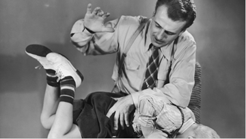 50 years of research shows spanking makes behavior worse