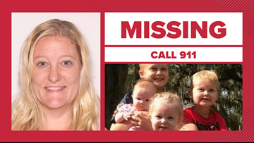 Florida mother and her 4 children haven't been seen in 6 weeks