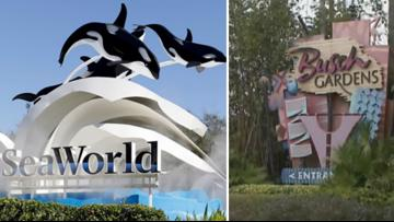 SeaWorld's CEO resigns as 90 percent of employees aren't getting paid