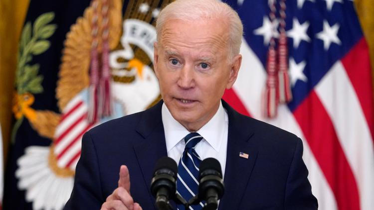 Biden calls GA election law a 'blatant attack on the Constitution' and 'Jim Crow in the 21st Century;' Kemp responds
