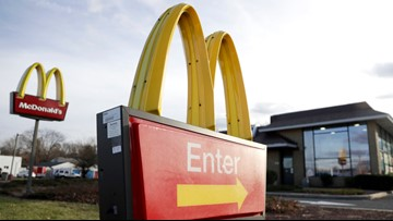 McDonald's is closing dining rooms to limit the spread of COVID-19