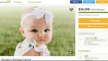 Educators donate 100 sick days to teacher caring for baby girl with cancer