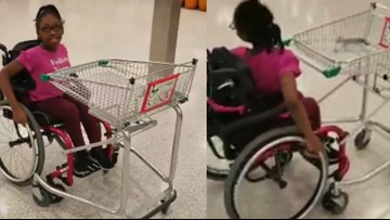 Publix debuts new wheelchair-accessible shopping carts