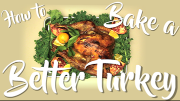 How to bake a better turkey for Thanksgiving