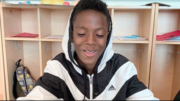 D.C. Police announce arrest made in shooting death of 11-year-old Karon Brown