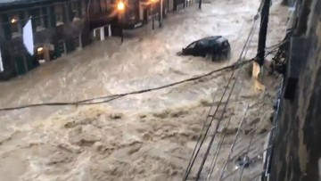 VIDEOS: Jaw-dropping scenes from the Ellicott City flood