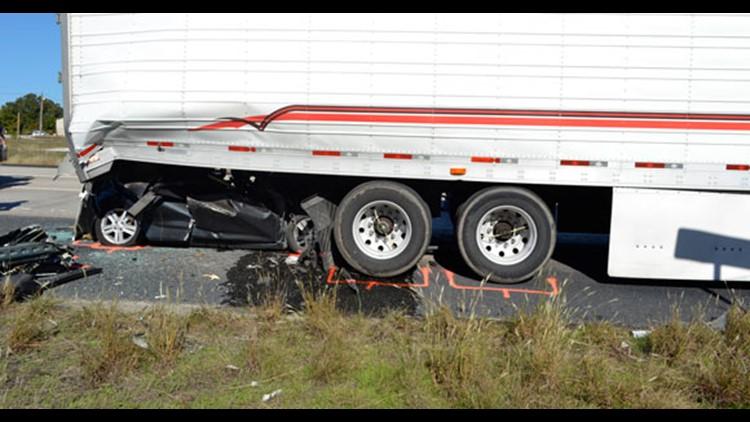 Underride Accident