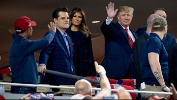 Source: Nationals owners requested they not have to respond to request to sit with President Trump at Game 5