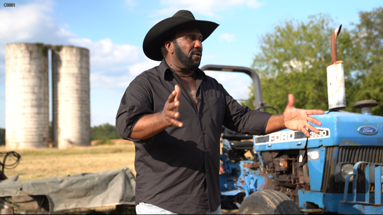 John Boyd, Jr. of the National Black Farmers Association