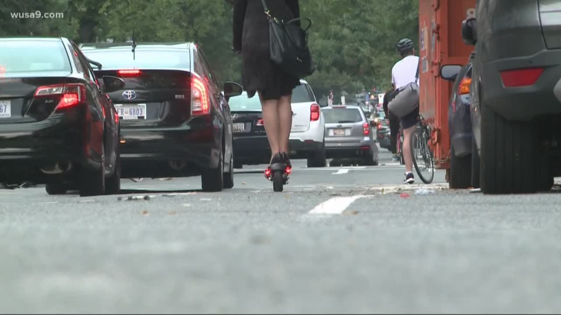 The DC scooter speed limit is going up | 11alive.com