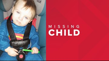 2-year-old missing from Hampton, VA