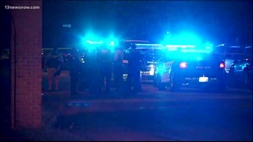 At least 8 people shot at party in Virginia