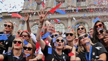 Proctor & Gamble donates $529,000 to US women's soccer team