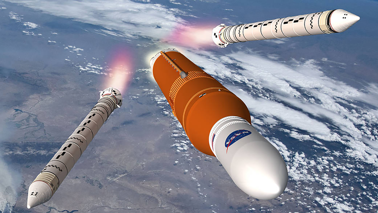 NASA unveils 'most powerful rocket in the world' in New Orleans