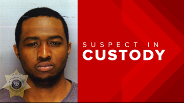 Louisiana murder suspect captured in Marietta