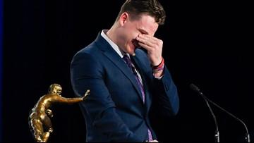 More than $350K raised to feed hungry families after Joe Burrow's Heisman speech