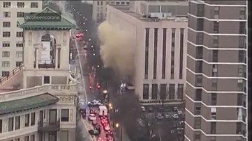 Midtown rocked by explosions | What we know