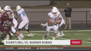 Team 11: Starr's Mill vs. Warner Robins