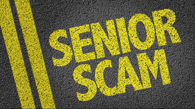 Senior Source: Elder abuse can be financial