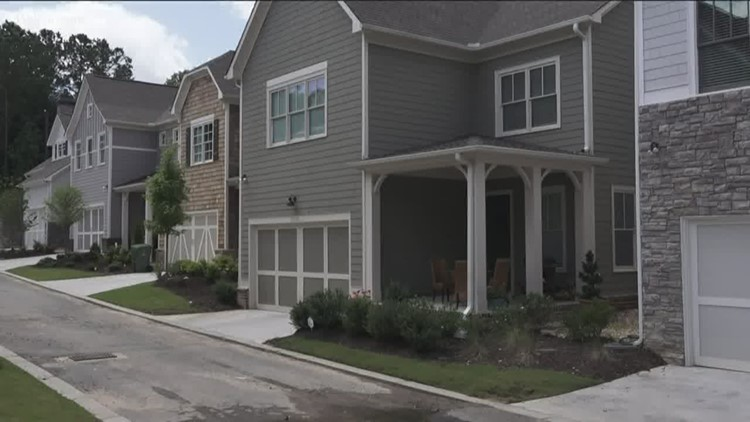 Atlanta is nation's fourth fastest gentrifying city, study says