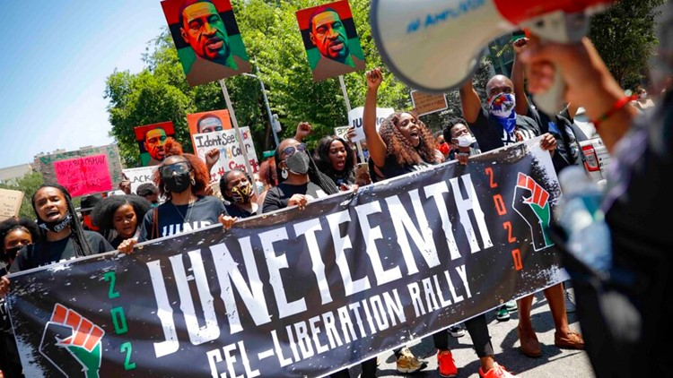 For many, Juneteenth celebrations have new impact in 2021