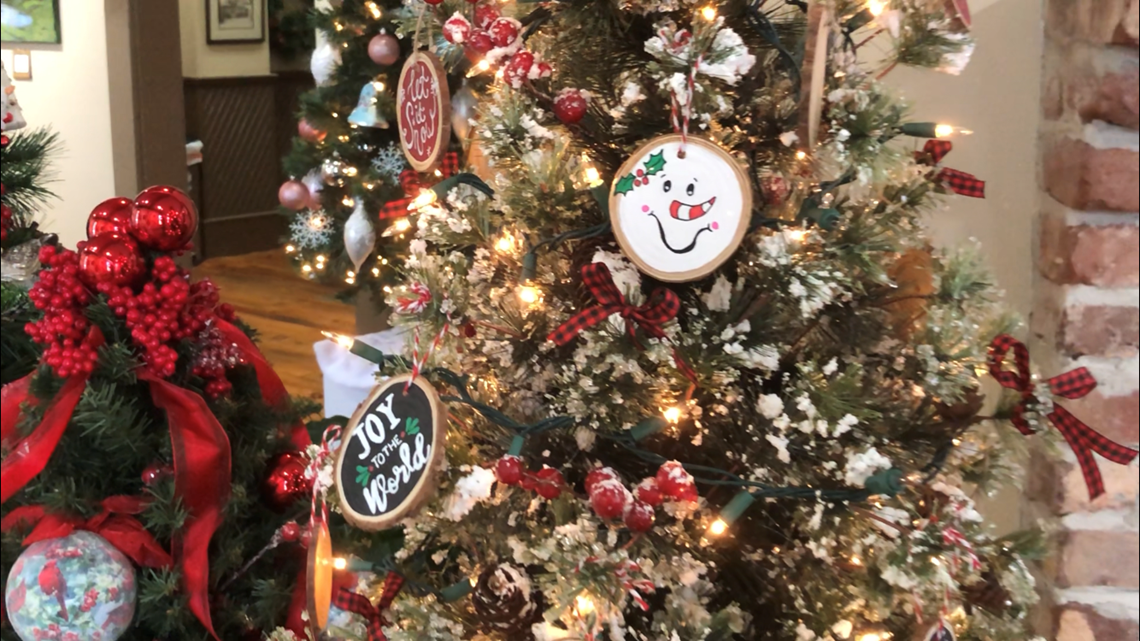 First 'Festival of Trees' funds future art programs