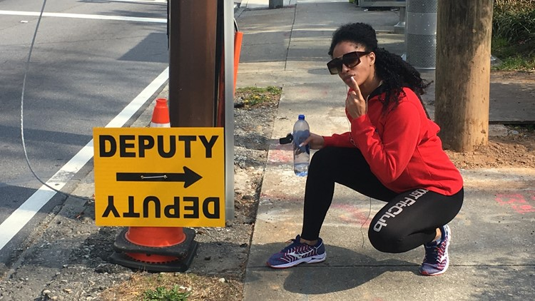 'Deputy' currently filming in Atlanta