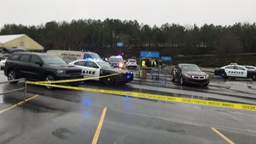 One person shot and killed at Lithia Springs Walmart store