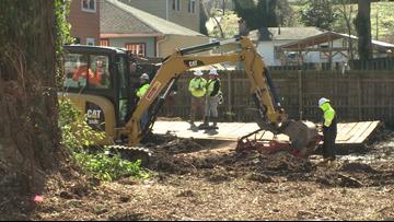EPA finds elevated levels of led in Atlanta neighborhood