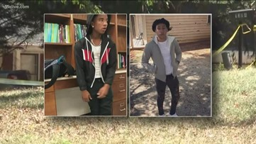 3 teen suspects accused in attempted robbery were killed outside of Conyers home, sheriff says