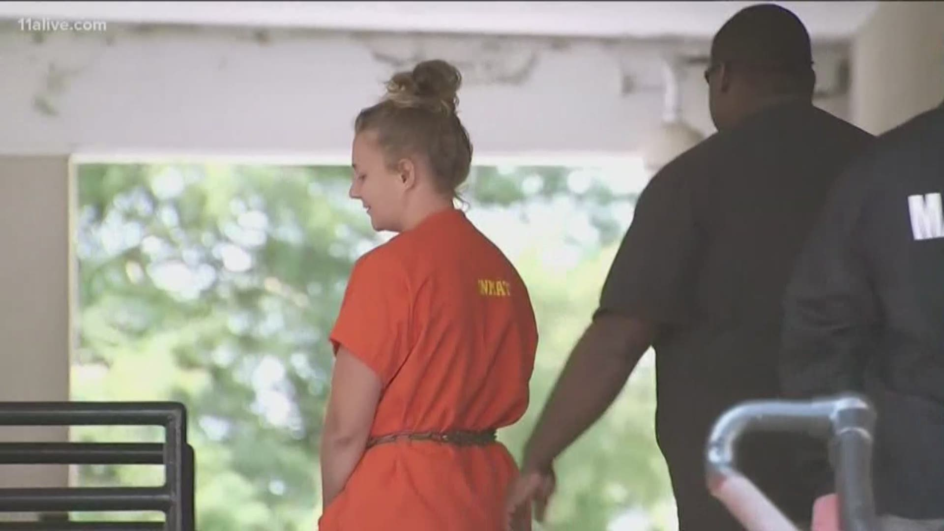 Reality Winner Nsa Contractor In Leak Case Out Of Prison 11alive Com