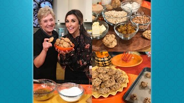 Cookie Recipes with Chef Nancy