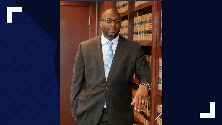 Henry County District Attorney Darius Pattillo