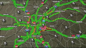 Multiple traffic incidents across the city   Weather update