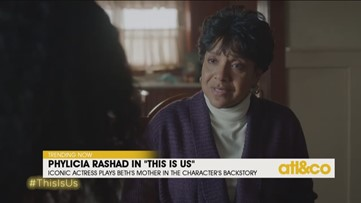 "Phylicia Rashad on ""This Is Us"""
