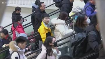 Latest on the Wuhan coronavirus   CDC raises travel advisory to highest level