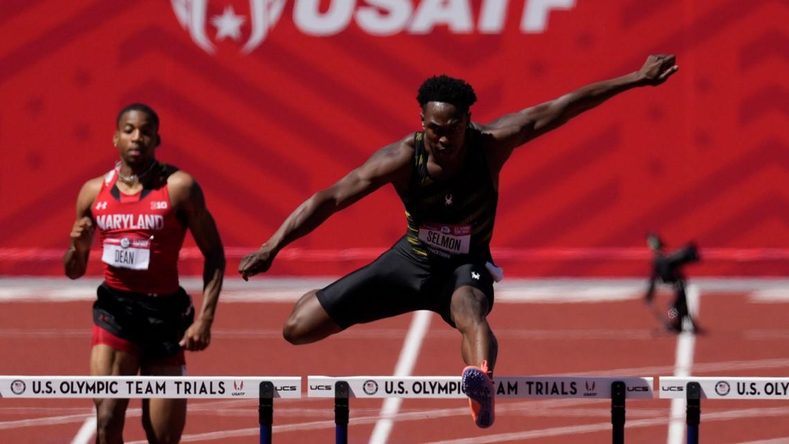 Representing Atlanta and Team USA, Kenny Selmon makes Olympic debut in Tokyo