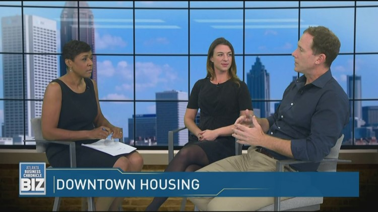 Terraforming Trends: Downtown Housing and Westside Development