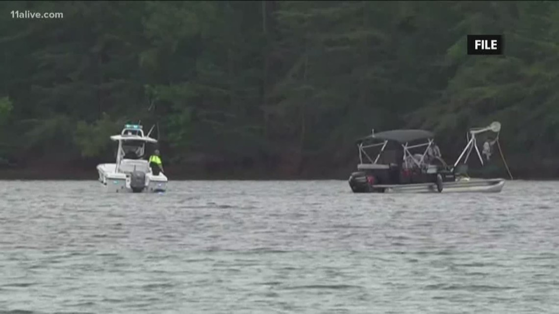Search for Lake Lanier boater now recovery effort, officials