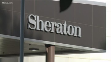 5 confirmed cases of Legionnaires' at Sheraton Atlanta, hotel to be closed for 'several weeks'