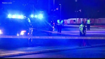 Pedestrian killed in Smyrna