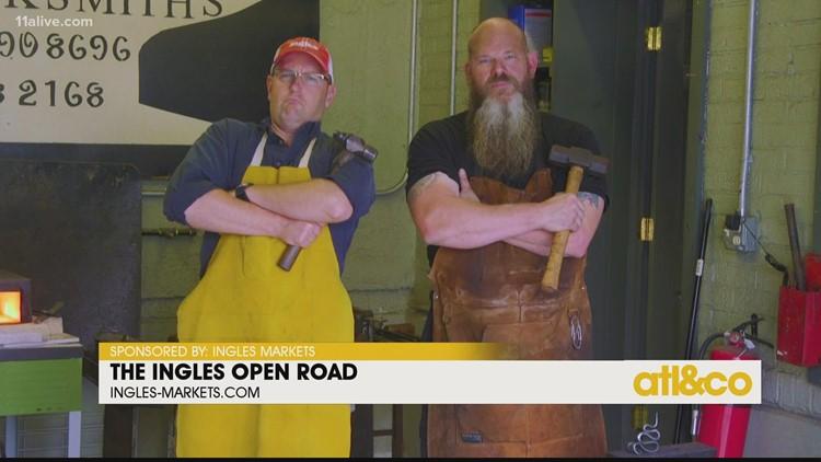 The Ingles Open Road: Village Blacksmiths