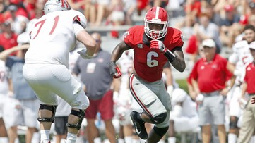 UGA defender, NFL hopeful Natrez Patrick grateful for second chance in life with Dawgs