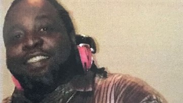 He was shot after an argument over a dog. Police are still searching for an alleged killer.