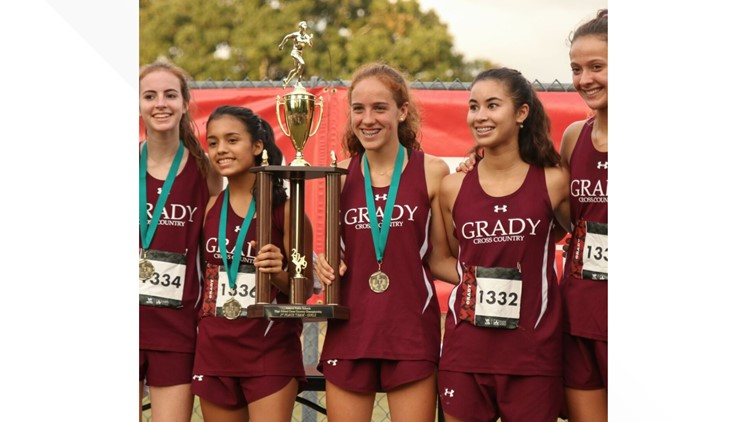 Grady High School records a perfect score at the APS City Championships