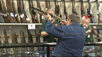 Georgia lawsuit argues gun stores are essential, should remain open during pandemic